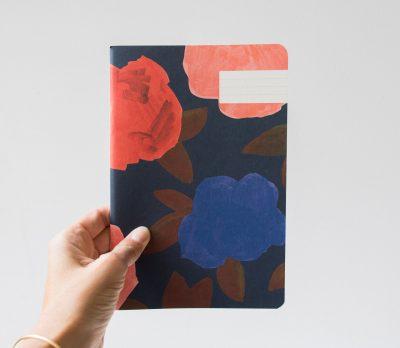 Carnet - Fado Sesaon paper - maison mathuvu