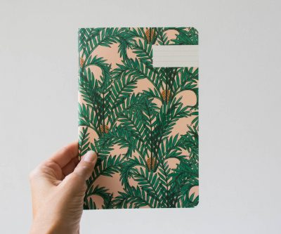 Carnet - Botanique season paper - maison mathuvu