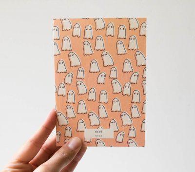 Carte - Bouh Season paper - maison mathuvu