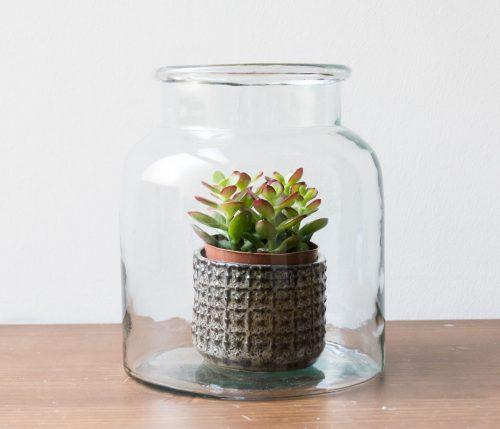 Vase en verre Madam Stoltz - Maison Mathuvu
