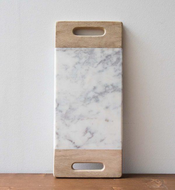 Planche en marbre - Bwari Nkuku - maison mathuvu