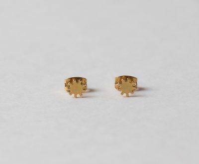 Boucles d'oreilles - Impetus Eskhina - maison mathuvu