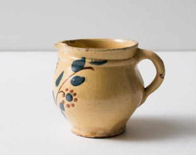 Pot à lait décoré Maison mathuvu