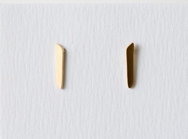 Boucles d'oreilles - Brindille Nadja Carlotti - maison mathuvu
