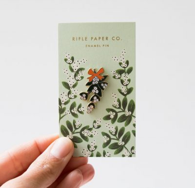 Pin's - Gui Rifle paper co - maison mathuvu