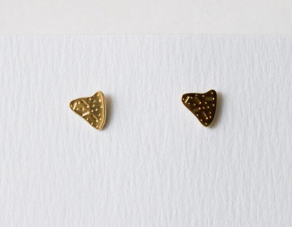 Boucles d'oreilles - Sédiment Nadja carlotti - maison mathuvu
