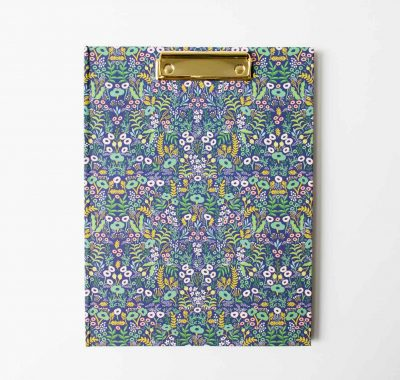 Clipfolio - Tapestry Rifle paper co - maison mathuvu