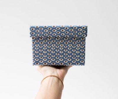Boîte carrée - Œil Bungalow - maison mathuvu