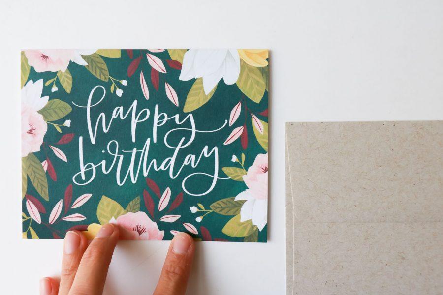 Carte -Happy birthday 1canoe2 - maison mathuvu