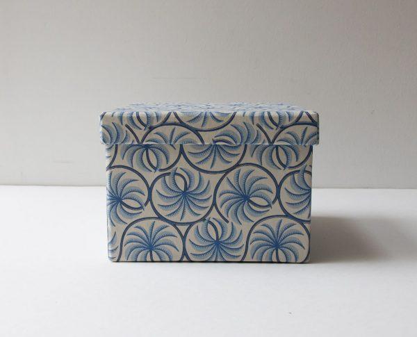 Boîte carrée - Sky blue Bungalow - maison mathuvu