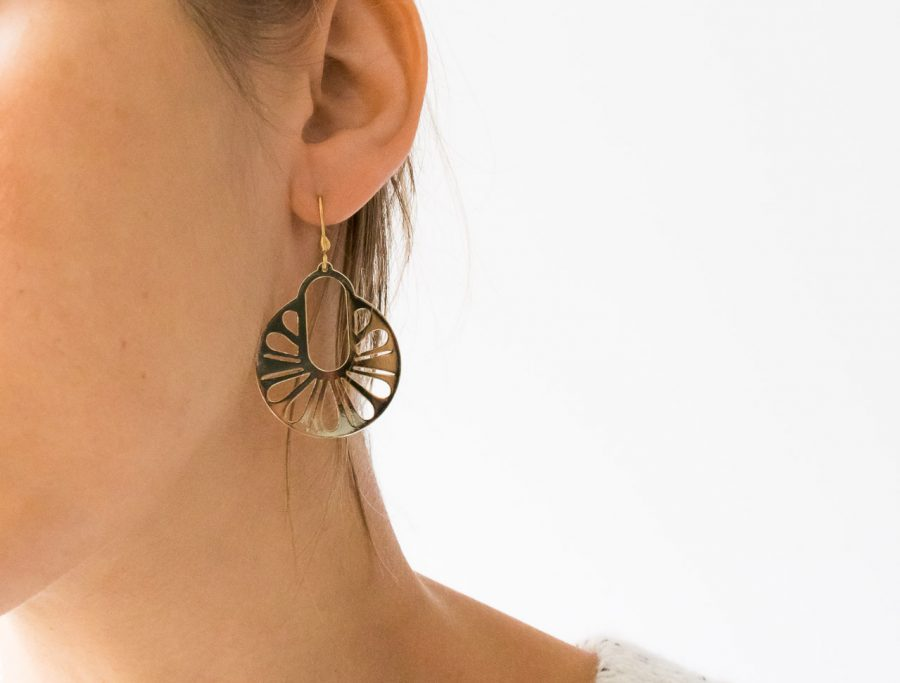Boucles d'oreilles - Jula Maison mathuvu