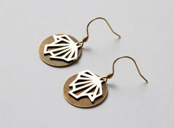 Boucles d'oreilles - Roxa maison Mathuvu