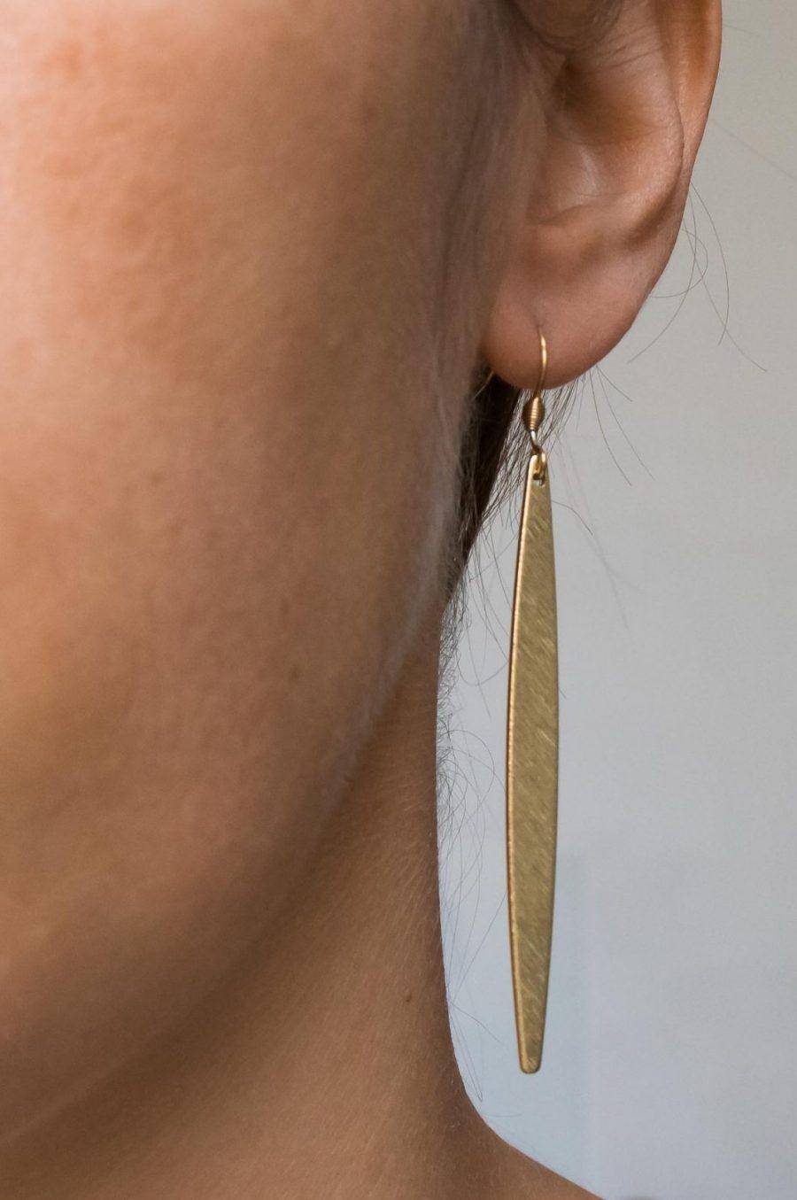 Boucles d'oreilles - Mari Maison mathuvu