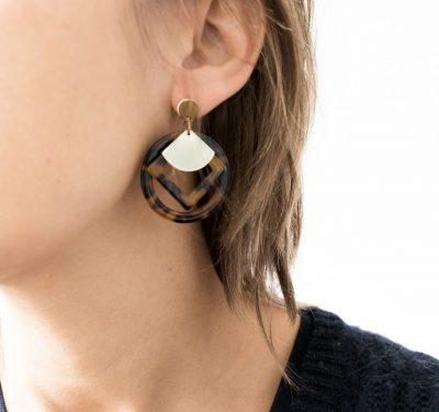 Boucles d'oreilles - Sabrina Maison Mathuvu