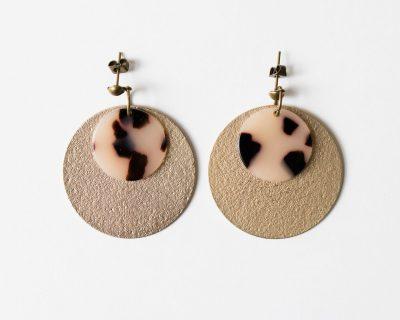 Boucles d'oreilles - Michelle Maison Mathuvu