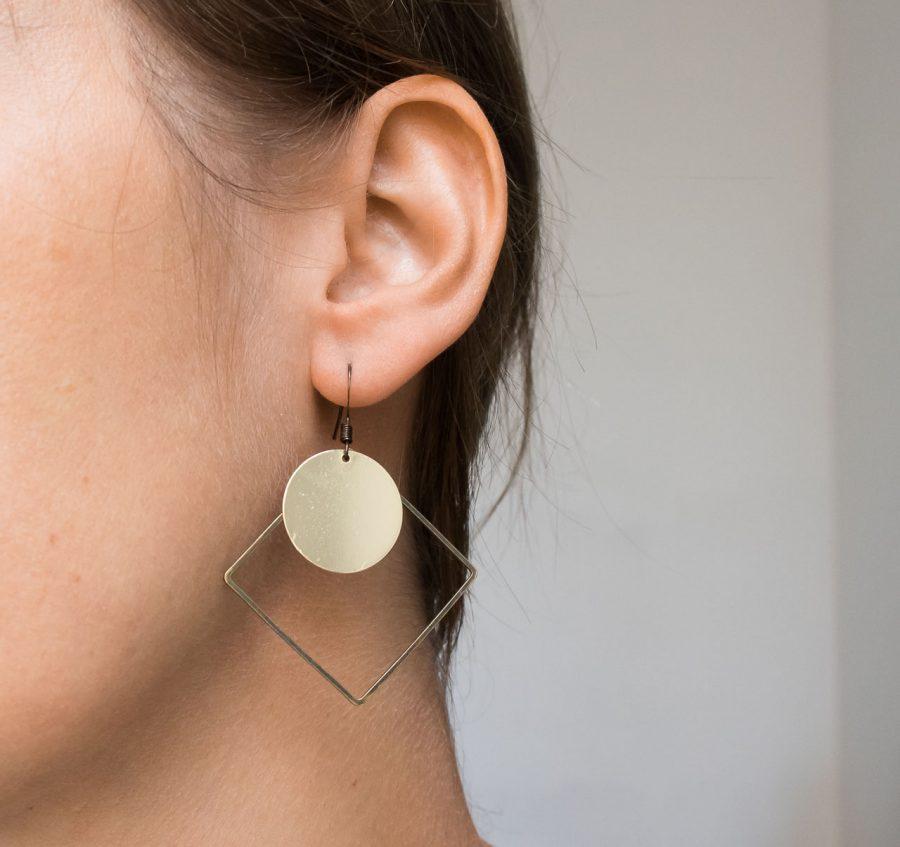 Boucles d'oreilles - Olli Maison mathuvu