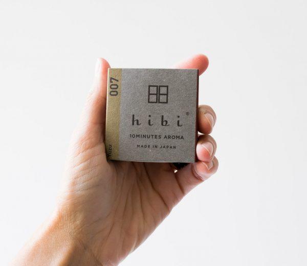Encens - Grey Hibi - maison mathuvu