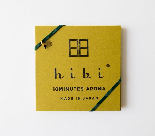 Coffret d'encens - 3 senteurs Hibi - maison mathuvu