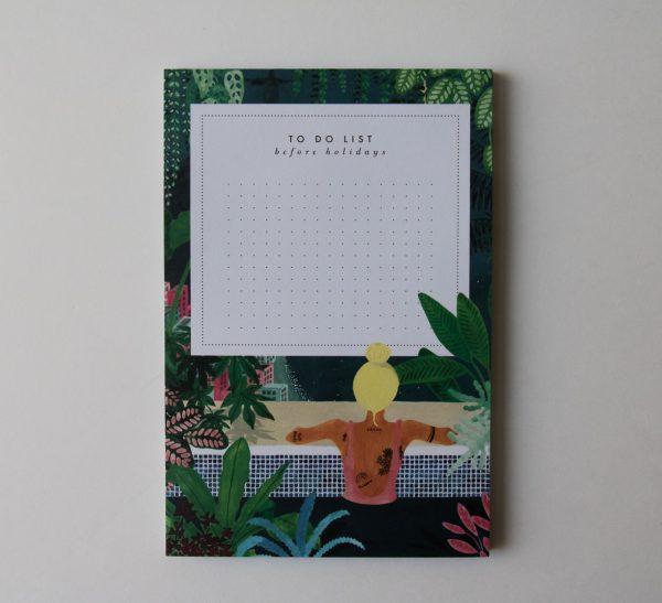 Bloc-notes - Rio all the ways to say - maison mathuvu