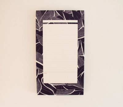 Bloc-notes - Antonin Bobbie - maison mathuvu