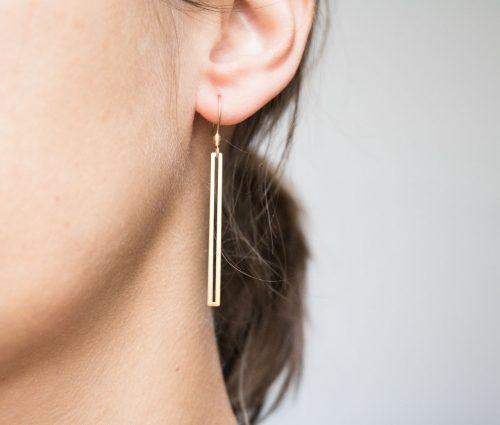 Boucles d'oreilles - Luna Maison mathuvu