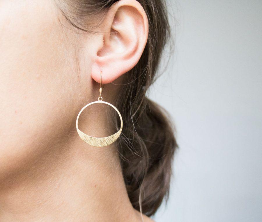 Boucles d'oreilles - Amélie Maison mathuvu