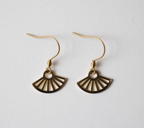 Boucles d'oreilles - Cerise Maison mathuvu