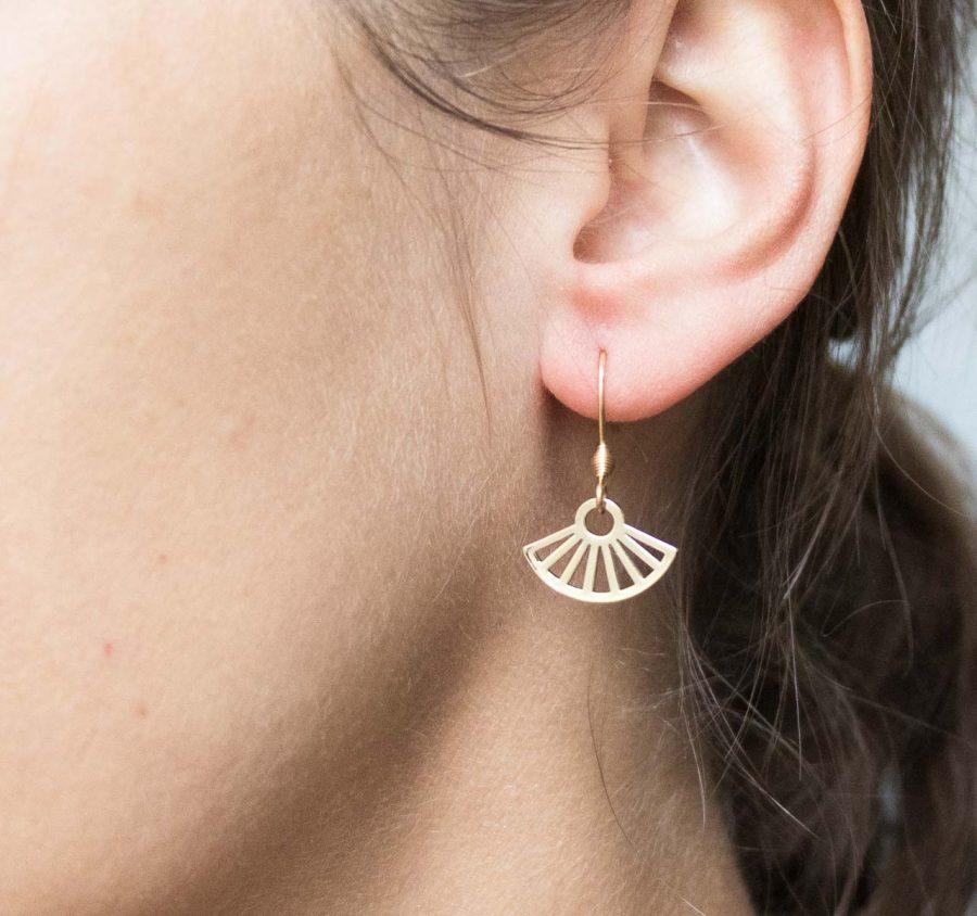 Boucles d'oreilles - Ceri Maison mathuvu
