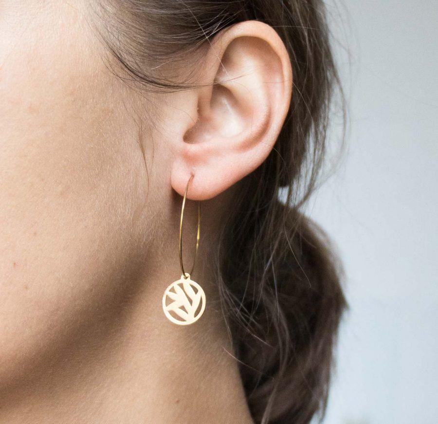 Boucles d'oreilles - Rita Maison mathuvu