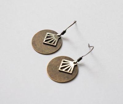 Boucles d'oreilles - Emiline Maison mathuvu
