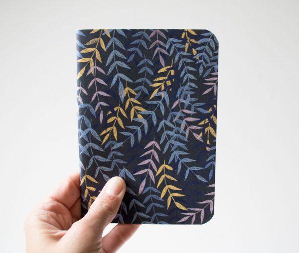 Carnet de poche - Emma Bobbie - maison mathuvu