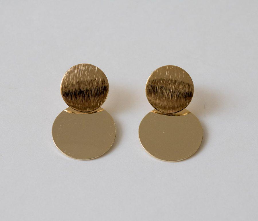 Boucles d'oreilles - Dominique Maison mathuvu