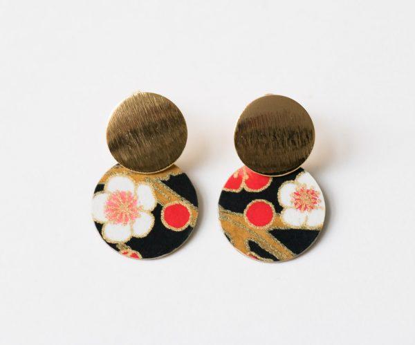 Boucles d'oreilles - Lili Rose Maison mathuvu