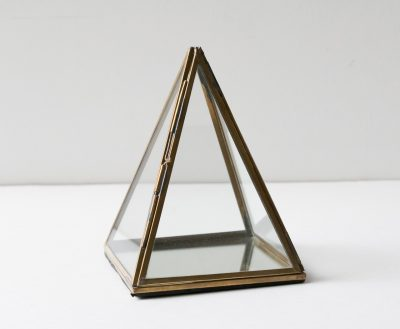 Boîte - Pyramide Nkuku - maison mathuvu