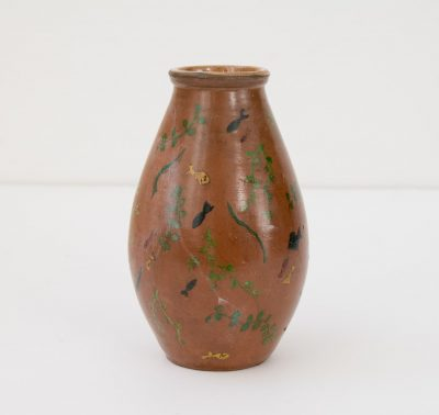 Vase - Poisson chiné - maison mathuvu