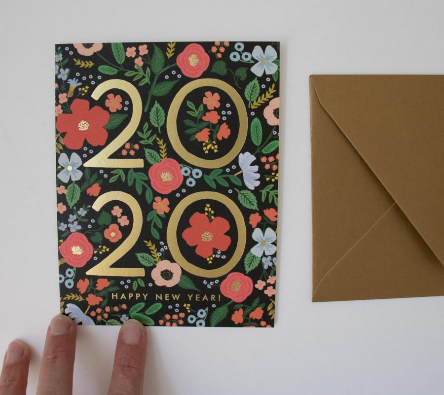 Carte - 2020 Rifle paper co - maison mathuvu