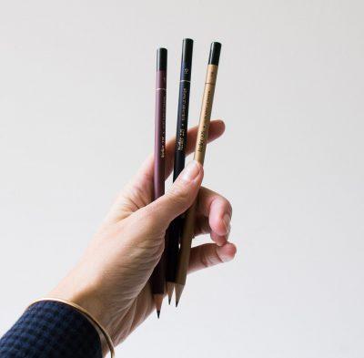Crayons à papier - Box #1 Atelier 225 - maison mathuvu