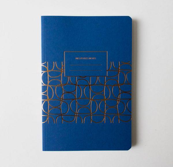 Carnet épais - Abstrait Les éditions du paon - maison mathuvu
