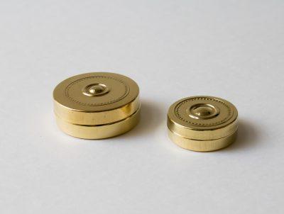 Mini boîte dorée Meraki - maison mathuvu