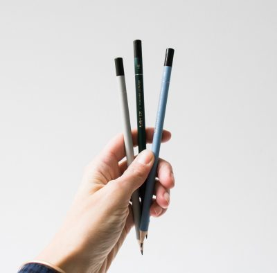 Crayons à papier - Box #2 Atelier 225 - maison mathuvu