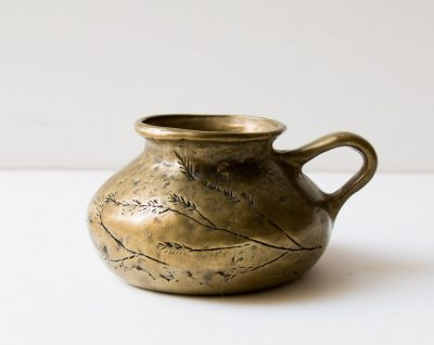 Pot en fonte chiné - maison mathuvu