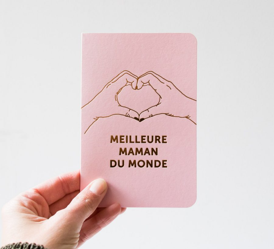 Carte - Maman Les éditions du paon - maison mathuvu