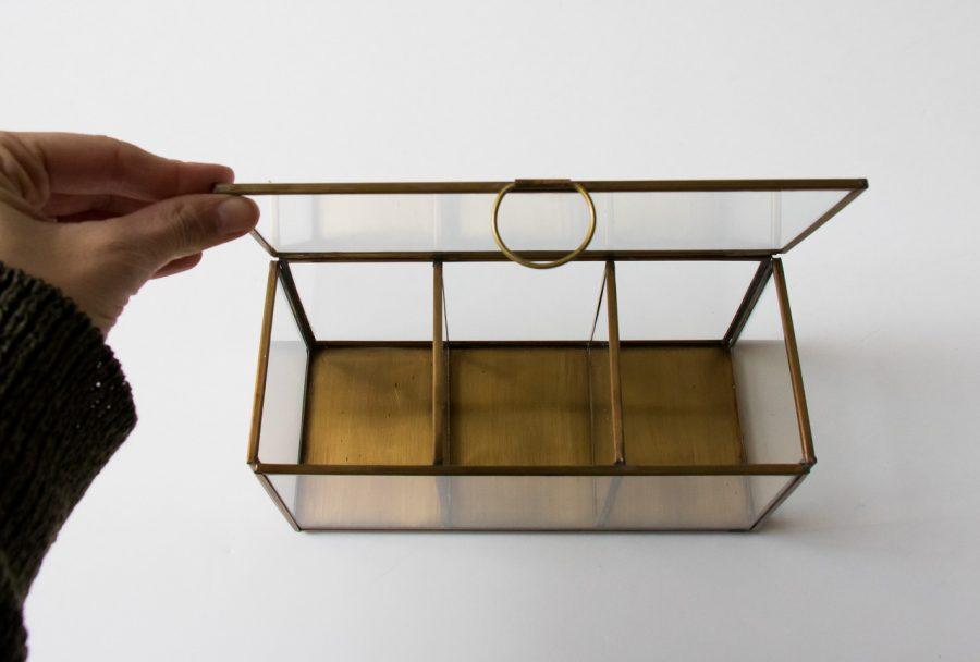 Boîte - 3 compartiments Broste - maison mathuvu