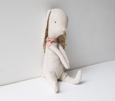 Doudou lapin - Albina Maileg - maison mathuvu
