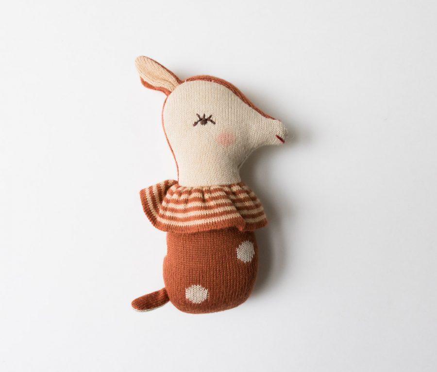 Hochet - Bambi Maileg - maison mathuvu