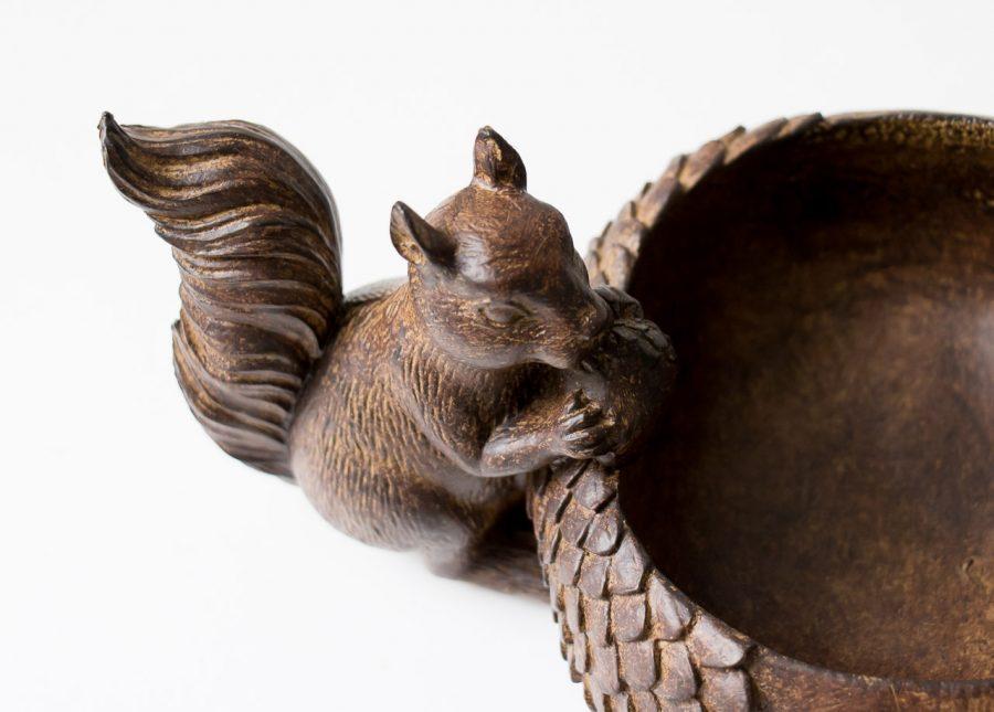 Ravier - Écureuil de Chehoma chez Maison Mathûvû