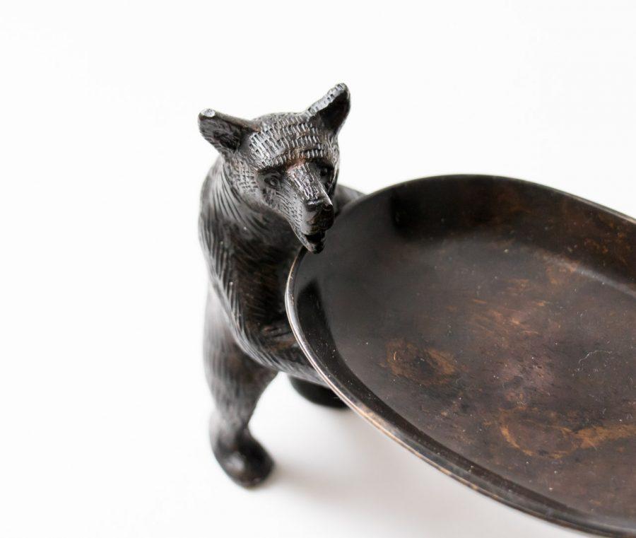 Vide poche 2 ours de Chehoma chez Maison Mathûvû