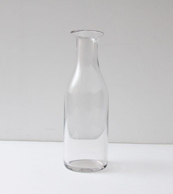 Carafe en verre chinée - maison mathuvu