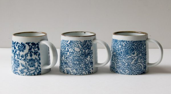 Set de 3 tasses - Molly Bloomingville - maison mathuvu