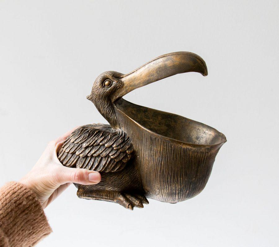 Vide-poche - Pélican Chehoma - maison mathuvu